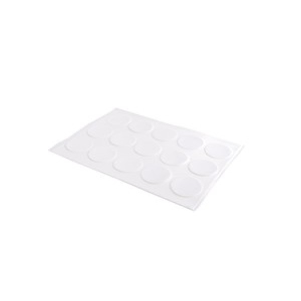 Frosting sheets  15 cirkels x 5 cm
