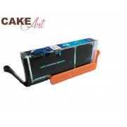 Canon eetbare inkt CLI 571 XL Cyan