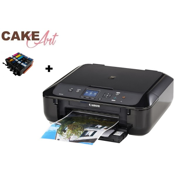 Foodprinter Basispakket MG5750 - er wordt geen garantie verleend op de printers