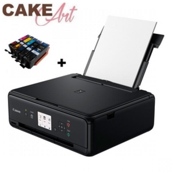 Foodprinter canon TS5050 Basispakket met achterlade!