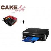 Foodprinter canon IP7250 Basispakket