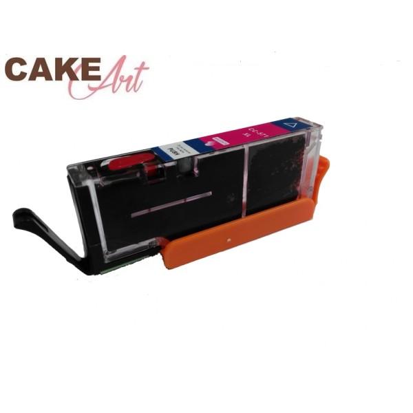 Canon eetbare inkt CLI 571 XL  Magenta