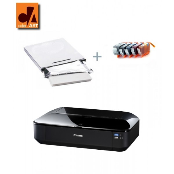 Foodprinter canon PIXMA iX6850 A3 Starterspakket