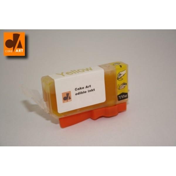Canon eetbare inkt AZO vrij CLI-521 Yellow