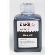 Fles 130ML Black