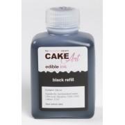 Fles 125 ml Black