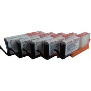 Cleaningset cartridges canon PGI 550 CLI 551 XL