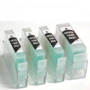 Cleaningset cartridges canon PGI 520 CLI 521
